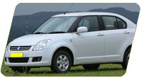Dzire Taxi Hire