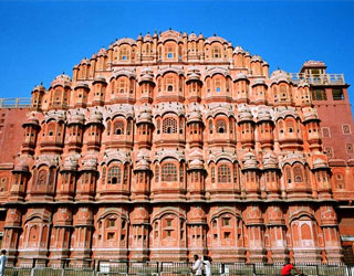 Amritsar to Jaipur Car Hire