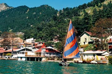 Amritsar to Nainital Car Hire